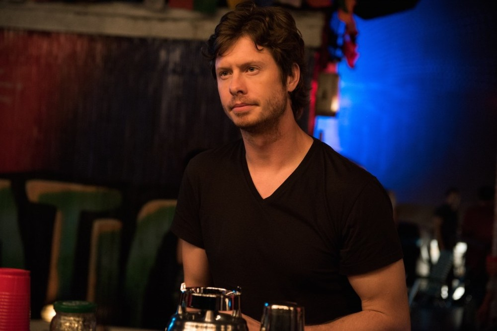 Single ma non troppo: Anders Holm in una scena del film