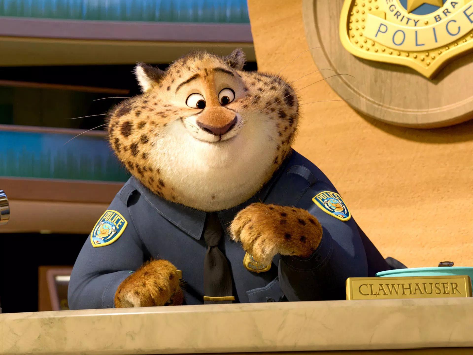 Zootropolis: un'immagine tratta dal film animato