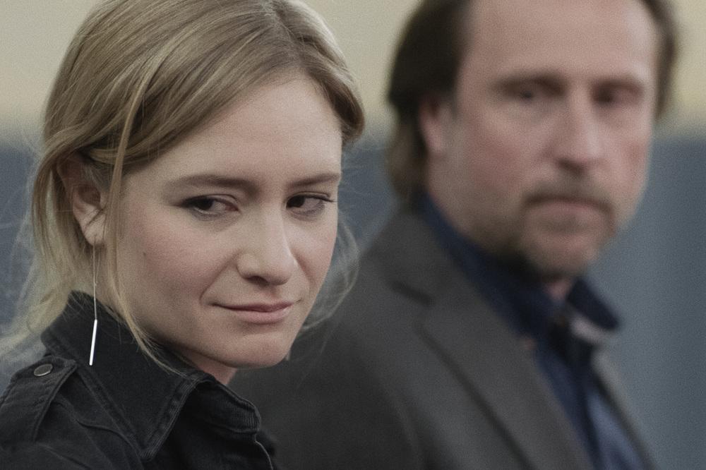 24 Weeks: Julia Jentsch e Bjarne Mädel in una scena del film
