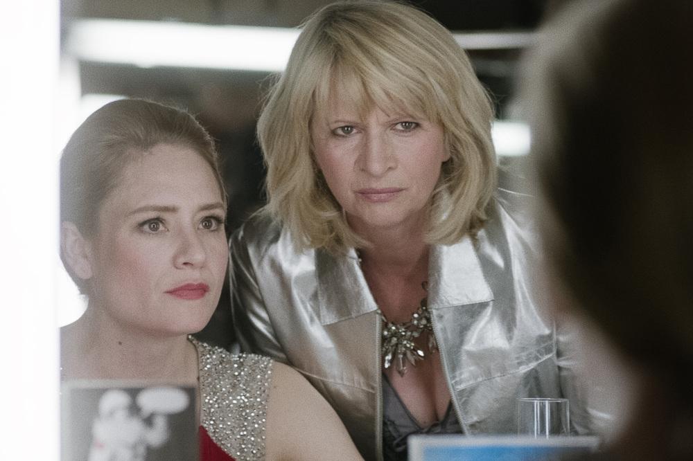 24 Weeks: Julia Jentsch e Johanna Gastdorf in una scena del film