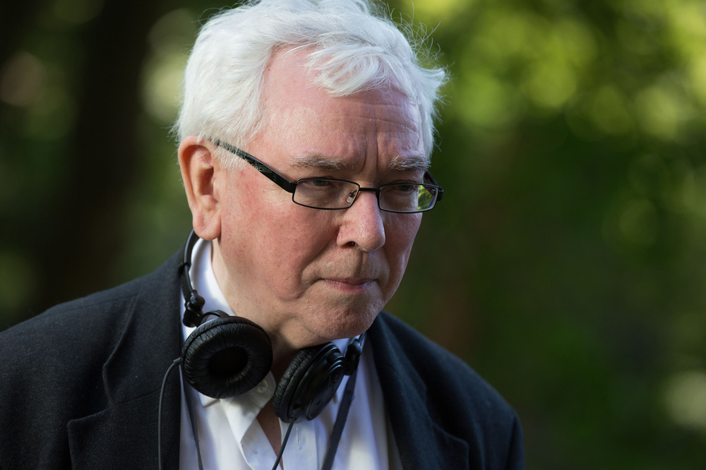 A Quiet Passion: Terence Davies sul set del film