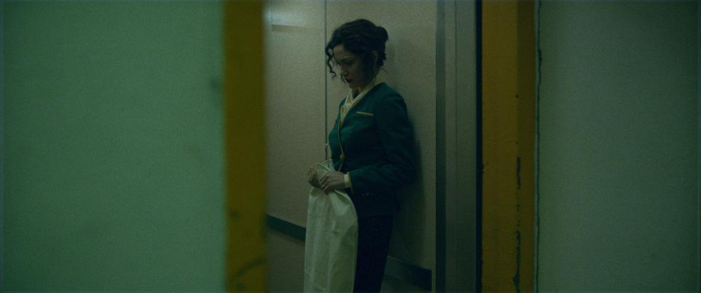 Death in Sarajevo: Snezana Markovic in una scena del film
