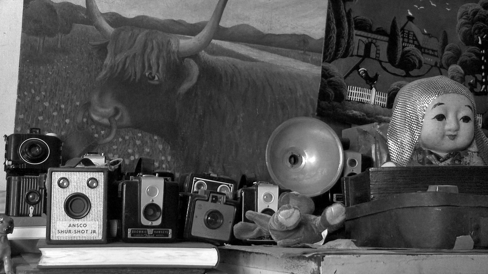 Don't Blink - Robert Frank: un momento del documentario