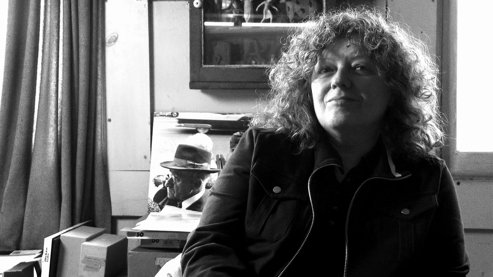 Don't Blink - Robert Frank: la regista del documentario Laura Israel