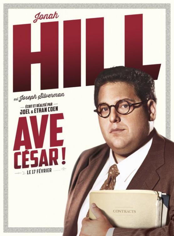 Ave, Cesare! - Il character poster dedicato a Jonah Hill