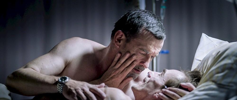 Jonathan: André Hennicke e Thomas Sarbacher in una scena del film