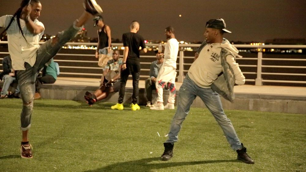 Kiki: una scena di ballo tratta dal documentario
