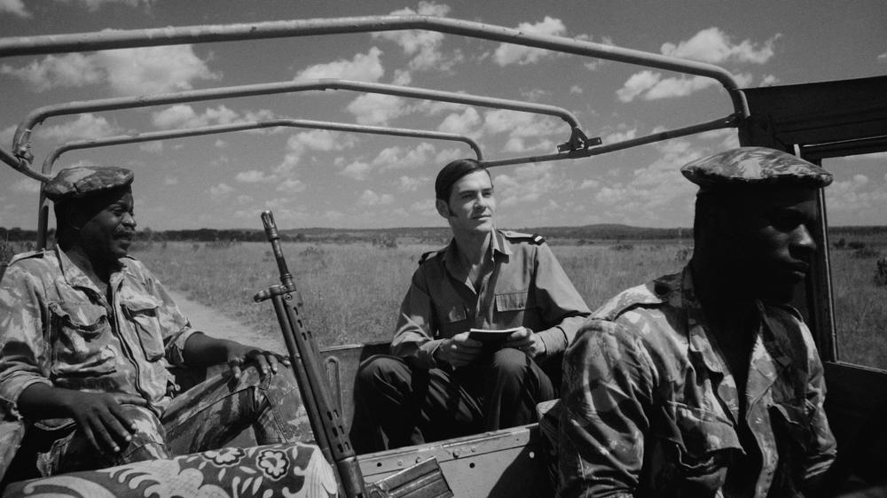 Letters From War: Miguel Nunes in un momento del film