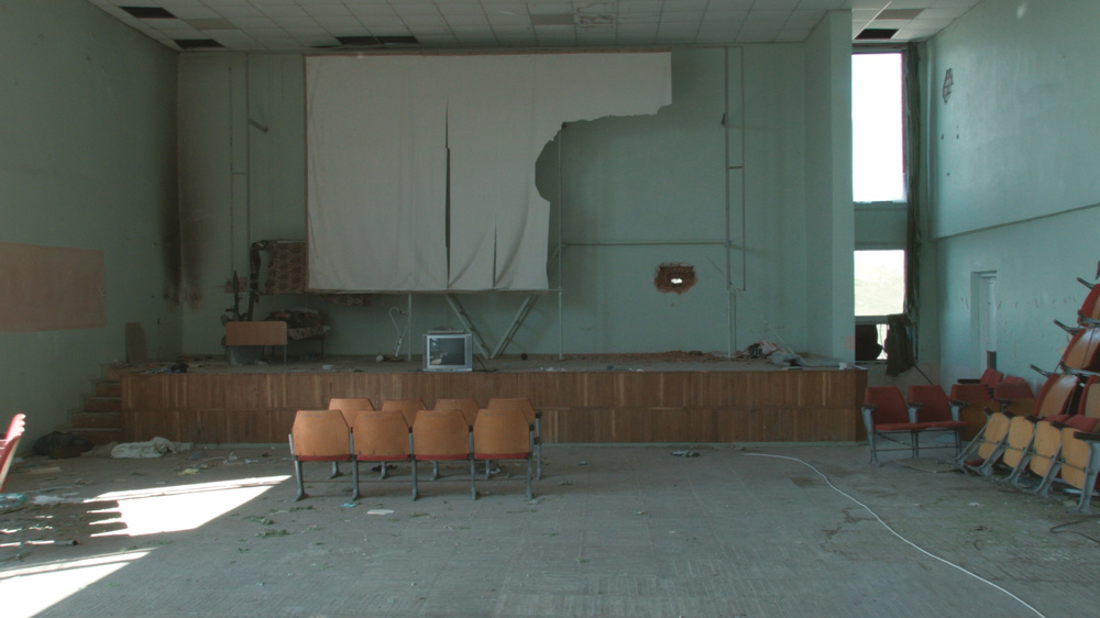 Mariupolis: un'immagine del documentario