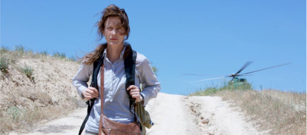 Road to Istanbul: Astrid Whettnal in una scena del film