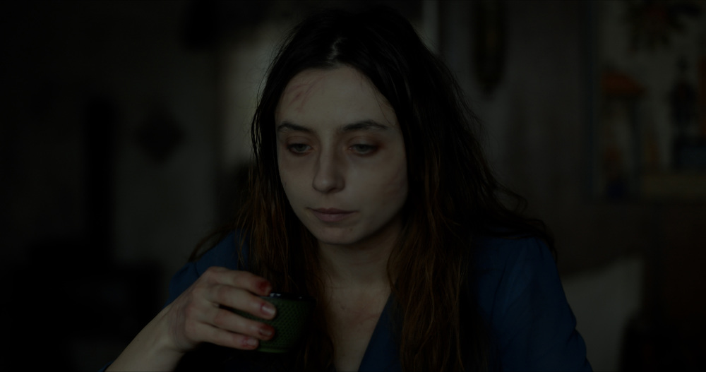 Shelley: Cosmina Stratan in un'immagine tratta dal film