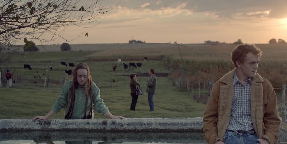 The Black Frost: una scena del film