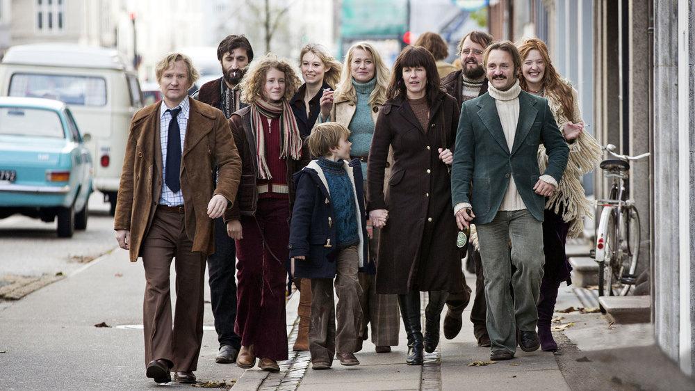 The Commune: una scena di gruppo del film