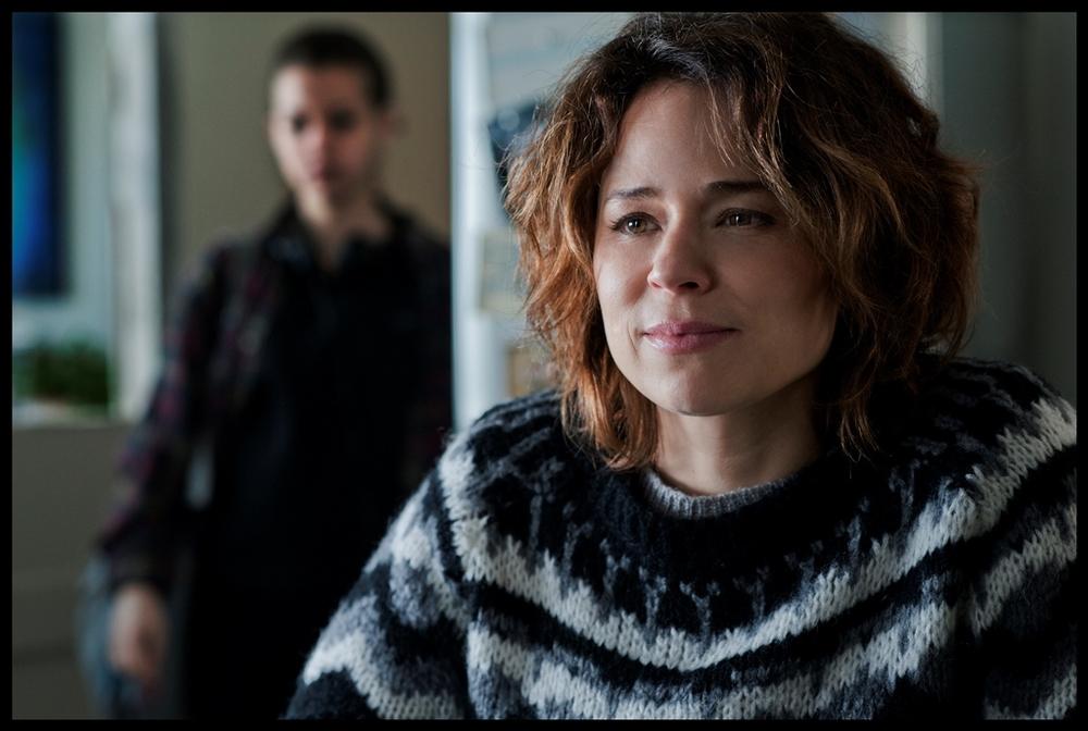 The First, the Last: Suzanne Clement in una scena del film