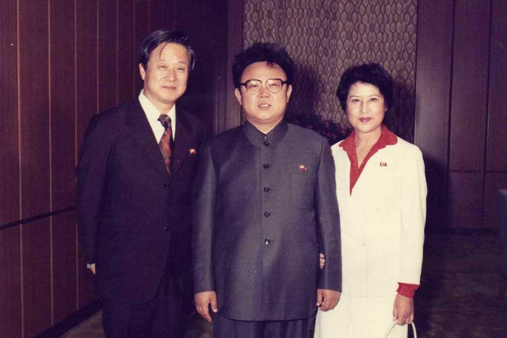 The Lovers and the Despot: un'immagine tratta dal documentario