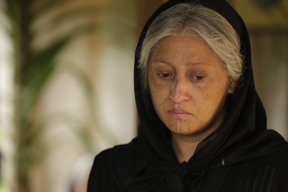 The Patriarch: Nancy Brunning in una scena del film