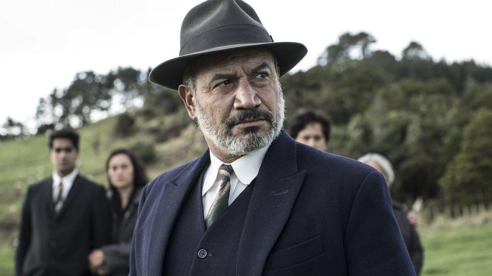 The Patriarch: Temuera Morrison in una scena del film