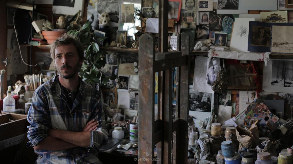 The Seasons in Quincy: Four Portraits of John Berger, un'immagine del documentario