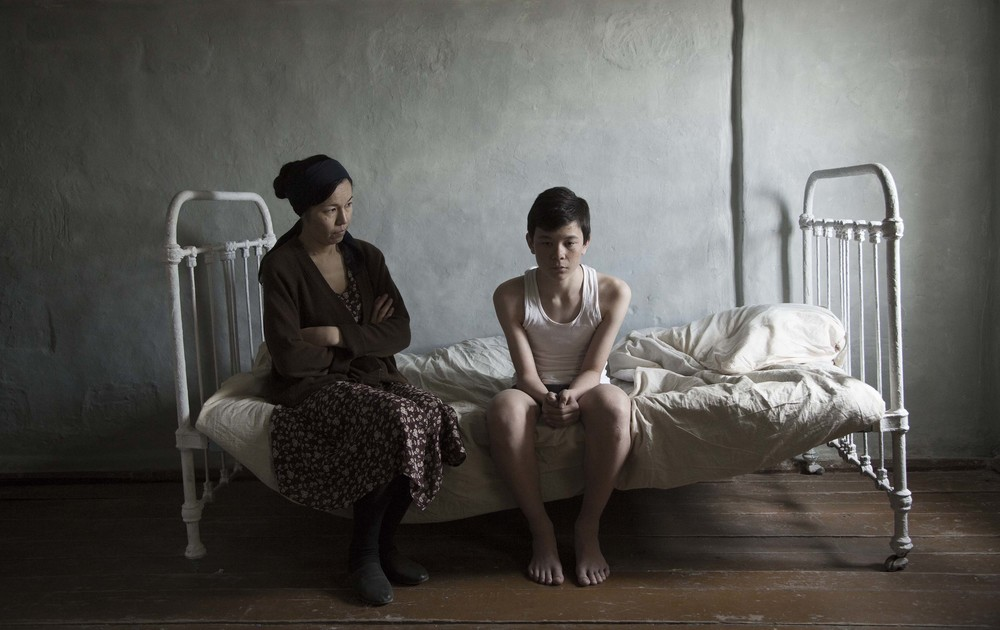 The Wounded Angel: una scena del film