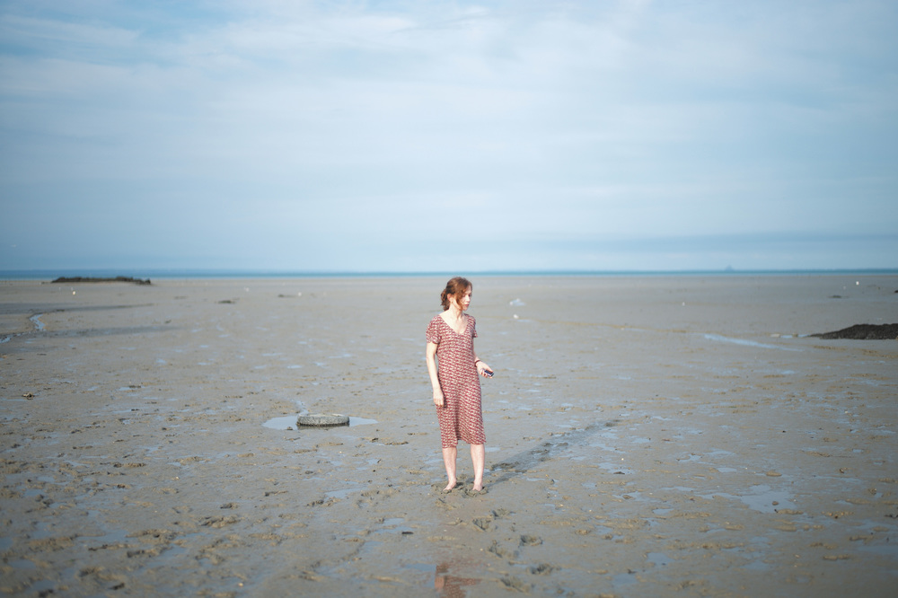 Things to Come: Isabelle Huppert in un momento del film