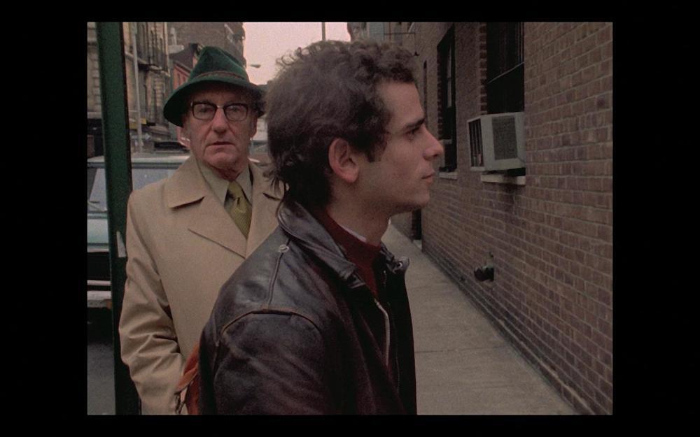 Uncle Howard: Howard Brookner e William S. Burroughs in un'immagine tratta dal documentario