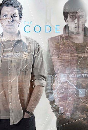 The Code: la locandina della serie