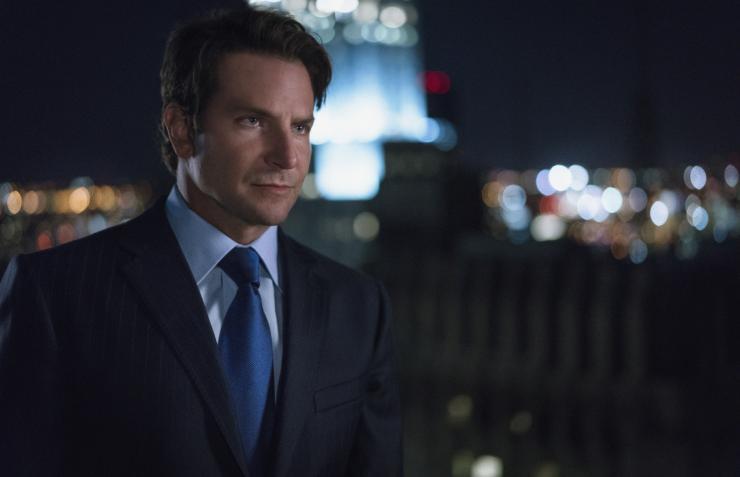 Limitless: Bradley Cooper in una foto tratta dal sesto episodio