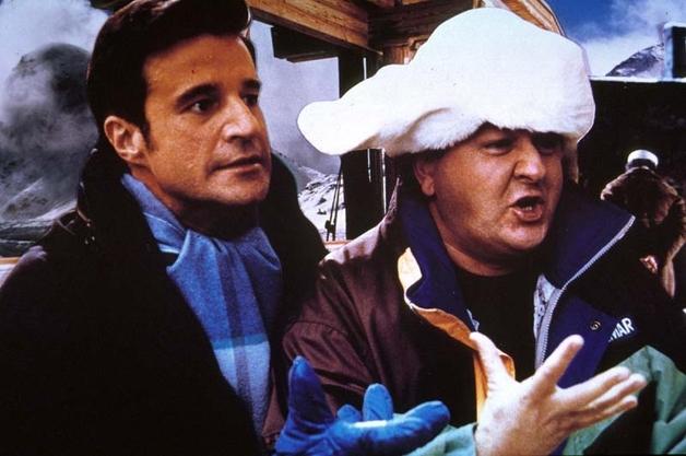 Boldi e De Sica in Vacanze di Natale '90