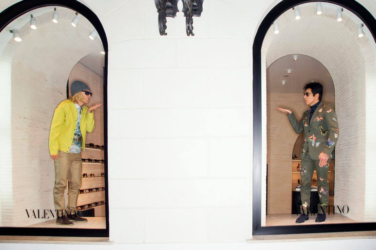 Ben Stiller e Owen Wilson in vetrina per Zoolander 2