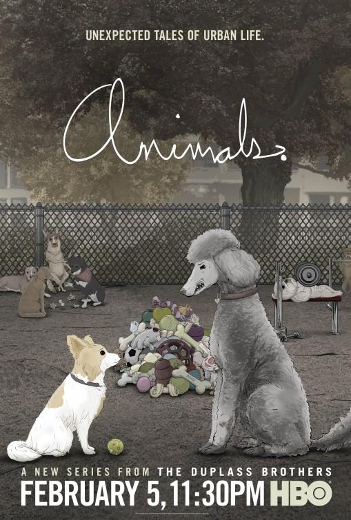 Animals: un manifesto della prima stagione