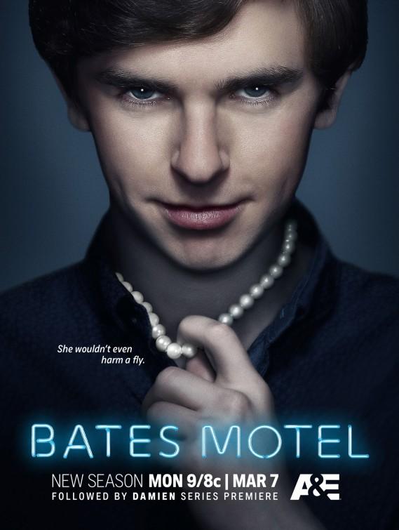 Bates Motel: il poster della quinta stagione