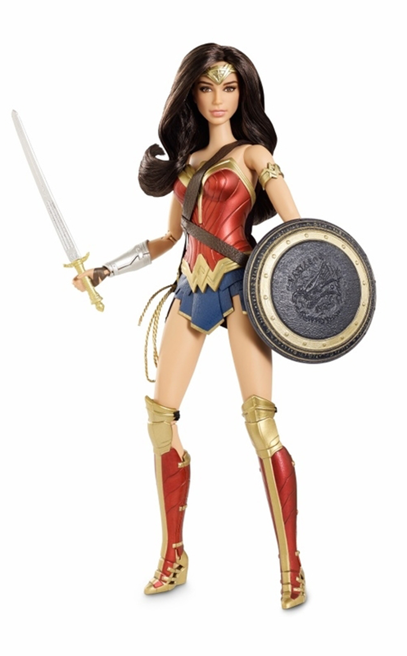 Batman v Superman: Dawn of Justice - La Barbie di Wonder Woman