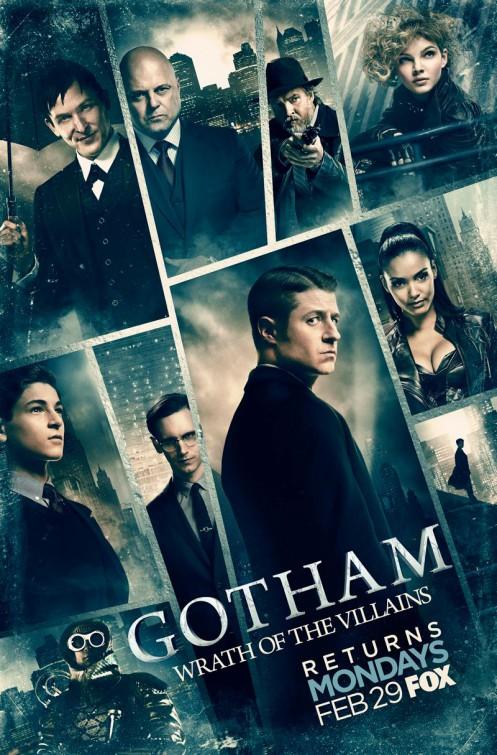 Gotham: una nuova locandina per la serie