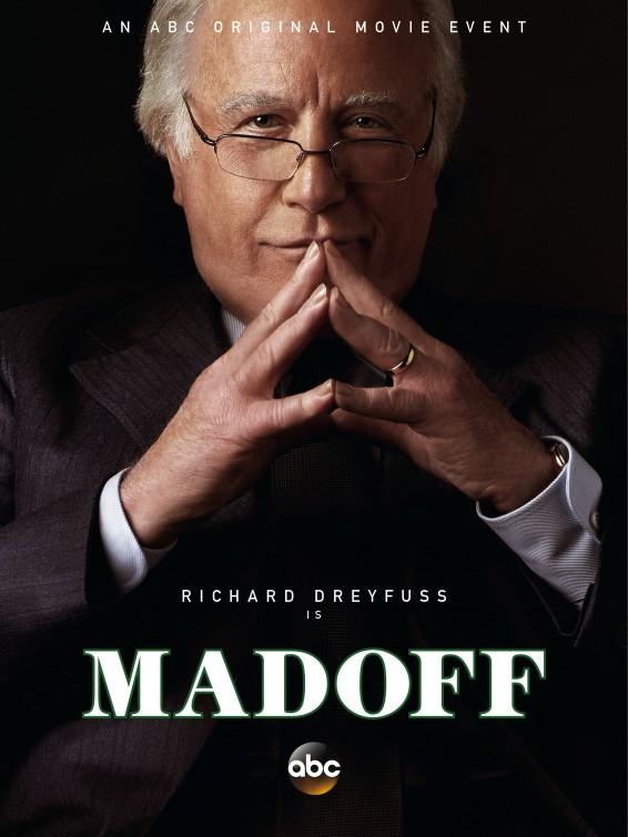 Madoff: la locandina della serie