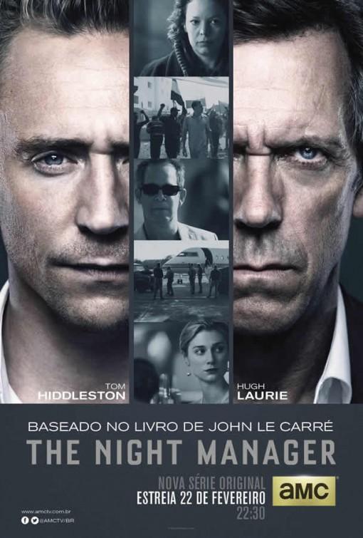 The Night Manager: il poster della serie