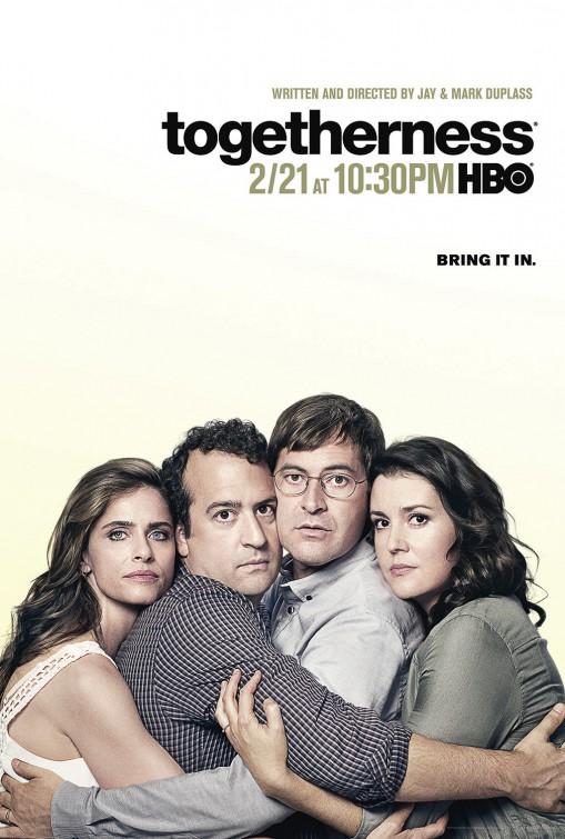 Togetherness: una locandina per la seconda stagione