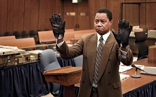 American Crime Story: The People v. O.J. Simpson - L'attore Cuba Gooding Jr. in una foto della serie antologica