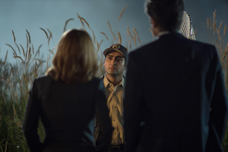 X-Files: una scena dell'episodio La lucertola mannara