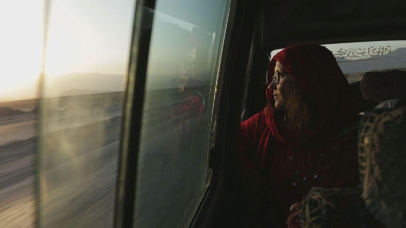 National Bird: un'immagine del documentario