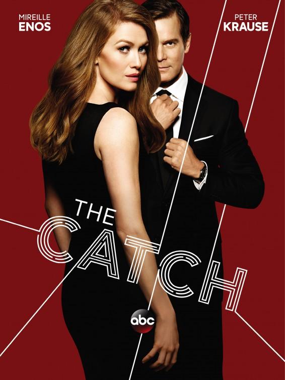 The Catch: la locandina della serie