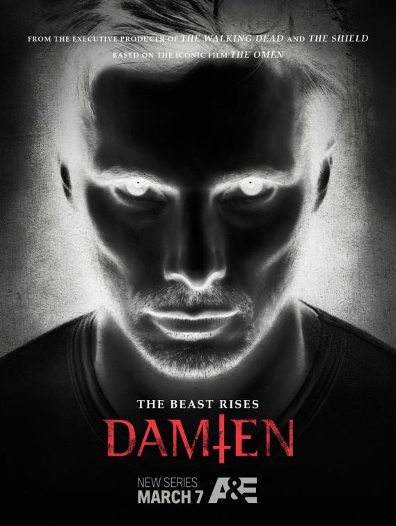 Damien: un poster per la serie