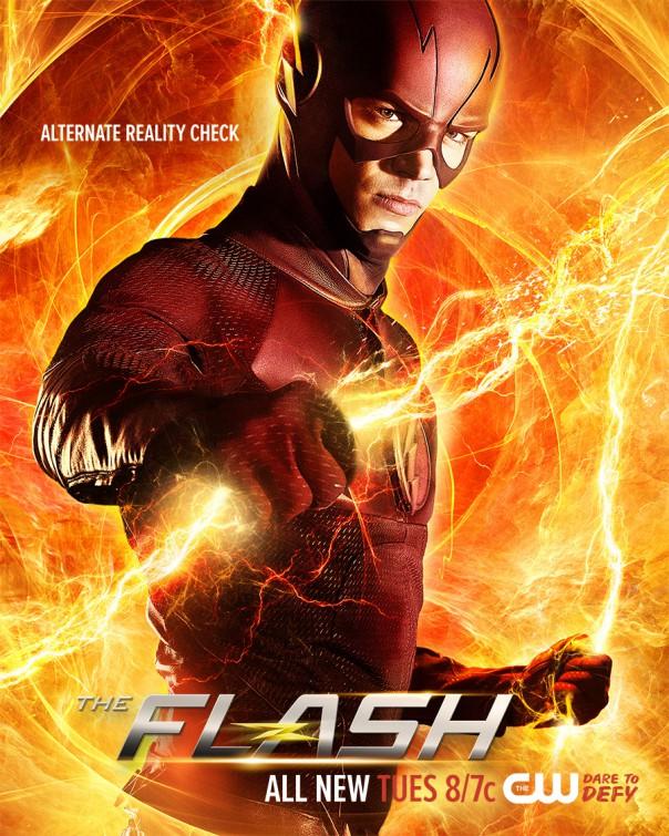 The Flash: un poster per la seconda stagione