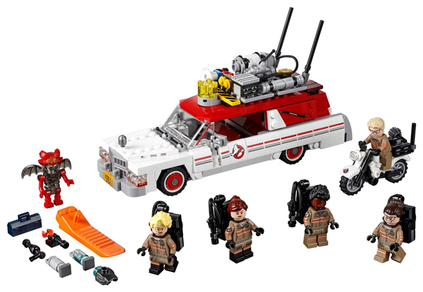 Ghostbusters: il set LEGO