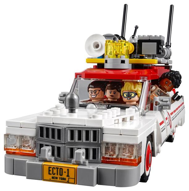 Ghostbusters: una foto del set LEGO