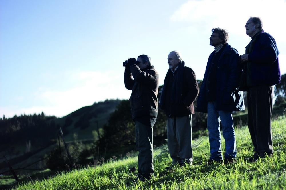 Il club: un momento del film di Larraín