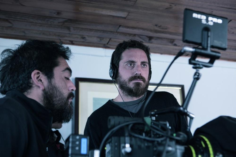 Il club: Pablo Larraín sul set del film