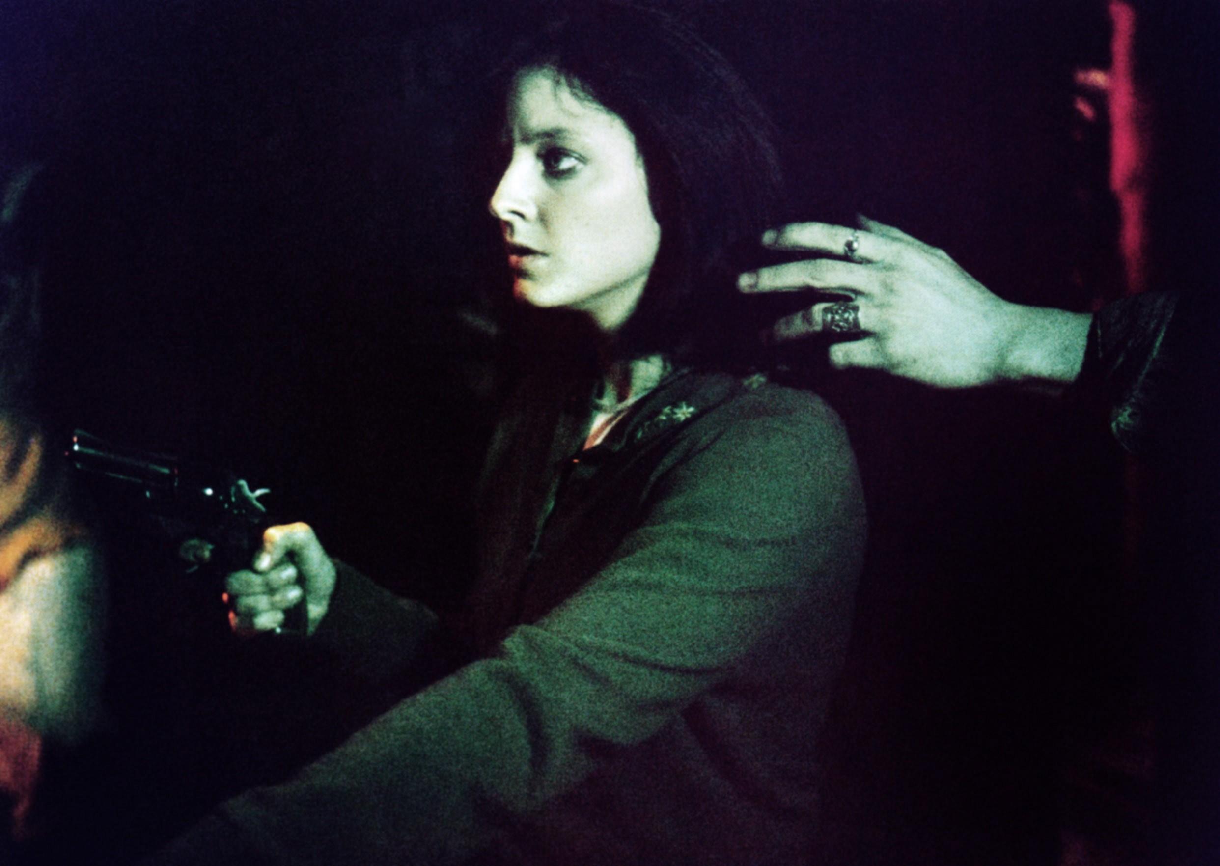 Jodie Foster è Clarice Starling ne IL SILENZIO DEGLI INNOCENTI (1991)