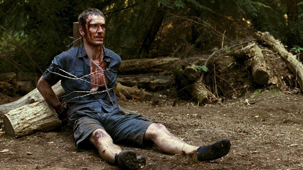 Michael Fassbender in Eden Lake