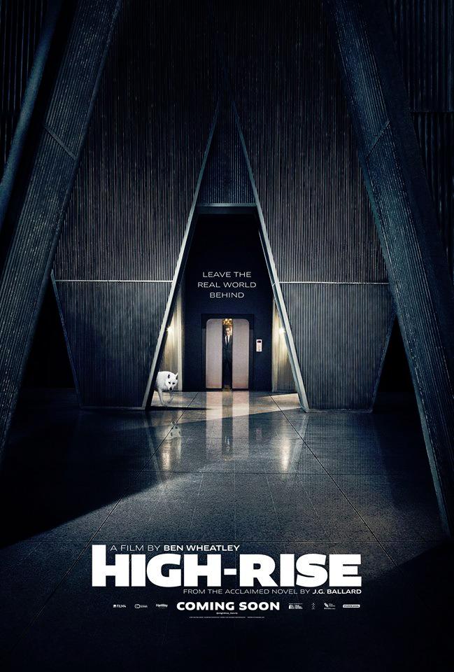 High Rise: una nuova locandina del film