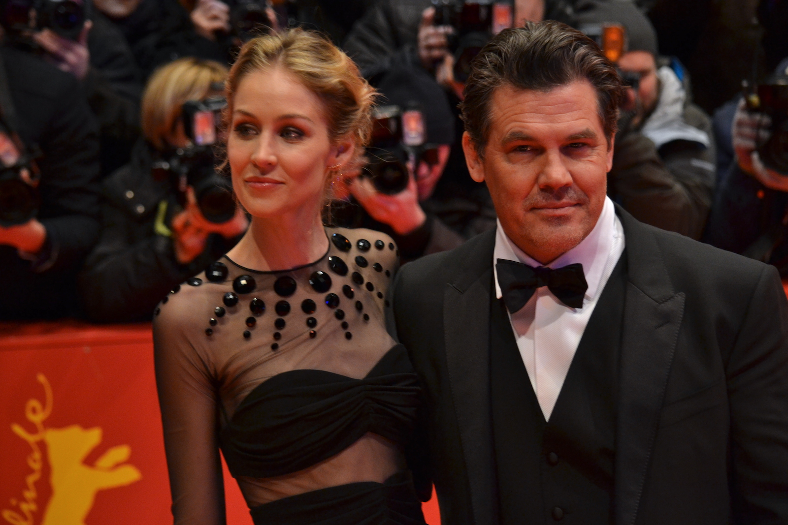 Berlino 2016: Josh Brolin sul red carpet di Ave, Cesare!